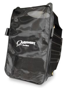 Outerwears 20-1062-01 Airbox Cover - Black