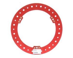 SANDER ENGINEERING Red Billet Aluminum Beadlock Ring P/N 15-020