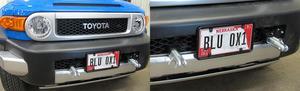 Blue Ox BX3768 Tow Bar Base Plate Fits 07-13 FJ Cruiser