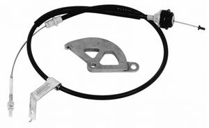 Ford Performance Parts M-7553-D302 Clutch Cable Fits 96-04 Mustang