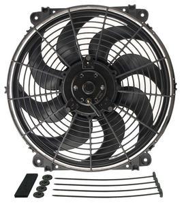 DERALE 1350 CFM Tornado 14 in Electric Cooling Fan P/N 16624