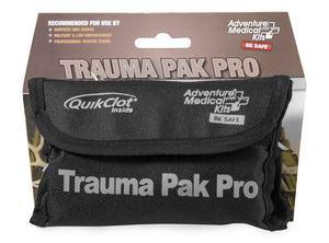 Adventure Medical Kits 2064-0293 Trauma Pak Pro with Quickclot