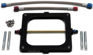 Edelbrock 70063 Nitrous Plate Kit