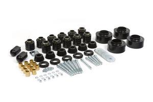 Daystar KJ09154BK Suspension System/Lift Kit Fits 97-06 Wrangler (TJ)