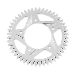 Vortex 526-44 Aluminum Rear Sprocket - Silver - 44T