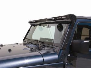 Carr 210221 Light Bar Fits 07-18 Wrangler (JK)