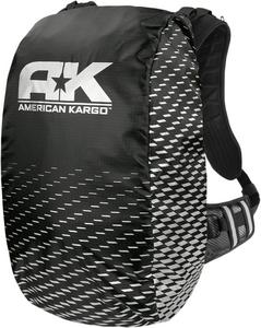 American Kargo Trooper BackPack Cover (Cover Only) Black