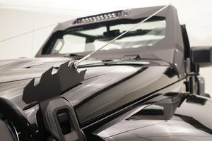 Fab Fours JL1060-1 ViCowl Limb Riser Fits 18-19 Wrangler