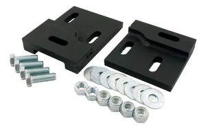 ADVANCE ADAPTERS Steel Bolt-On Motor Mount Kit Small Block Ford P/N 713015A