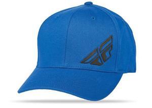 Fly Racing F-Wing Hat (Blue, Small - Medium)