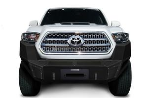 Go Rhino 24388T BR5 Front Replacement Bumper Fits 16-19 Tacoma