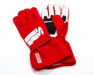 SIMPSON SAFETY X-Large Red Double Layer Impulse Driving Gloves P/N IMXR