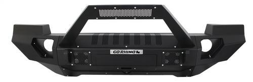 Go Rhino 230120103T BRJ40 Front Replacement Bumper Fits 07-18 Wrangler (JK)