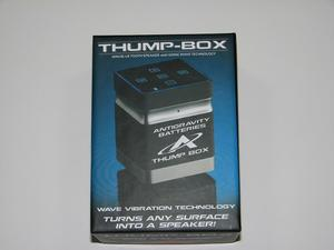 Antigravity Batteries Thump Box Blue Tooth Speaker AG-TB-01