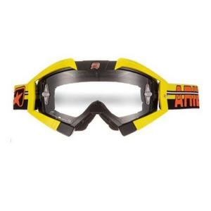 Ariete Riding Crows Top Collection Goggles Black/Yellow (Black, OSFM)