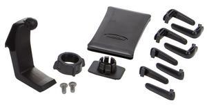 Daystar KJ71041BK Universal Phone Cradle Fits 07-10 Wrangler (JK)