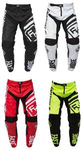 Fasthouse Adult MX ATV Motocross Speed Style Riding Pants Black 28
