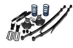 Ground Force 9999 Suspension Drop Kit Fits 07-13 Sierra 1500 Silverado 1500