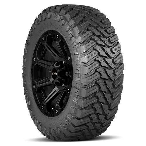 2-33x12.50R18LT Atturo Trail Blade M/T 118Q E/10 Ply Tires