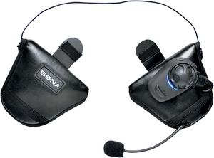 Sena SPH10H-FM Bluetooth Stereo Headset w/FM Tuner for Half Helmets SPH10H-FM-01
