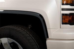 Putco 97190BP Fender Trim Fits 09-18 1500 Ram 1500