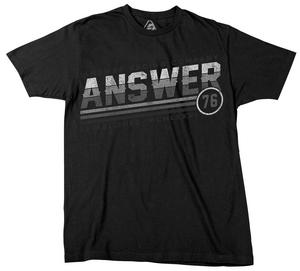 Answer Ascend T-Shirt (Black, X-Large)
