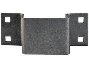 Buyers Straight Bolt-On Stake Pocket B2373G