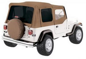 Rampage 773217 Tire Cover
