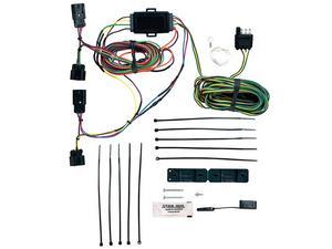 Blue Ox BX88276 EZ Light Wiring Harness Kit Fits 08-12 Enclave Malibu Traverse