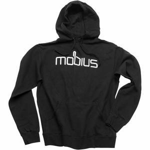 Mobius Pullover Hoody (Black, Medium)