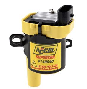 ACCEL 140040ACC Super Coil 15 % More Spark Energy Silicone Magnetic Steel Cores