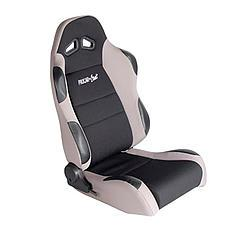SCAT ENTERPRISES Reclining Sportsman Suspension 1606 Series Seat P/N 80-1606-62R
