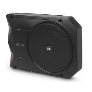 "JBL BassPro SL Powered, 8"" (200mm) Car Audio Under Seat Subwoofer System"