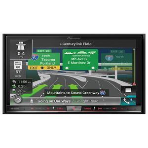"Pioneer AVIC 8200NEX 7"" Nav. Receiver with Apple CarPlay"