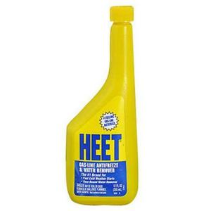 Gold Eagle 28201 Heet #1 Gas-Line Antifreeze & Water Remover - 12oz.