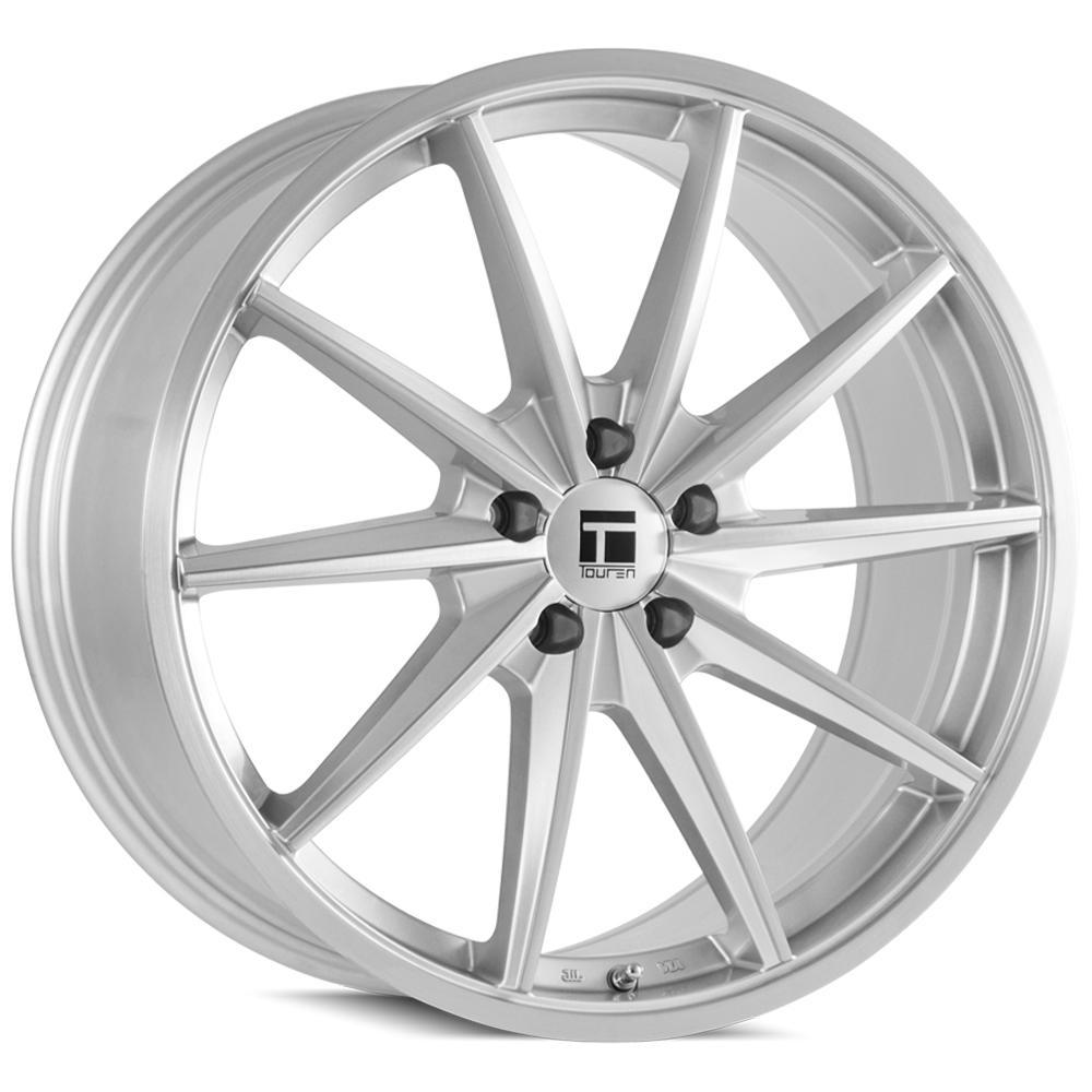"Touren TF02 Flow Formed 20x9 5x120 +35mm Brushed Wheel Rim 20"" Inch"