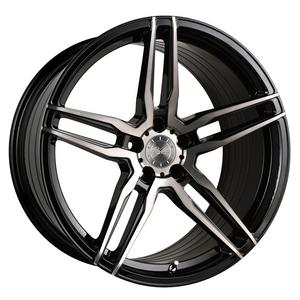 "20"" VERTINI RF1.6 FORGED BLACK CONCAVE WHEELS RIMS FITS LEXUS RCF"