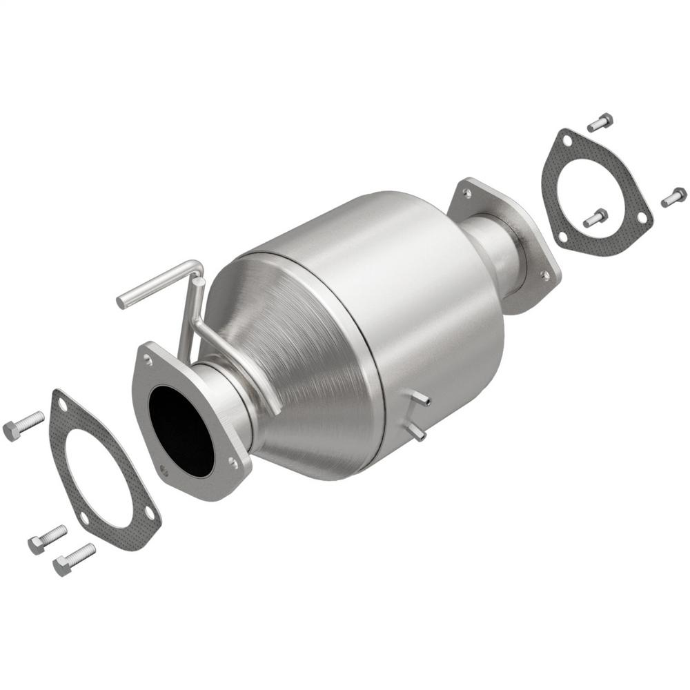 MagnaFlow 49 State Converter 60606 Direct Fit Catalytic Converter