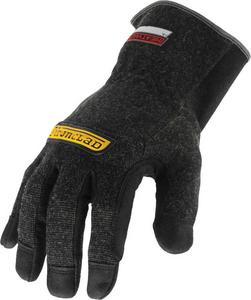 Ironclad Heatworx Reinforced Shop Gloves Black Large P/N HW4-04-L