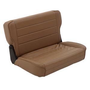Smittybilt 41317 Fold And Tumble Seat Fits 87-95 Wrangler (YJ)