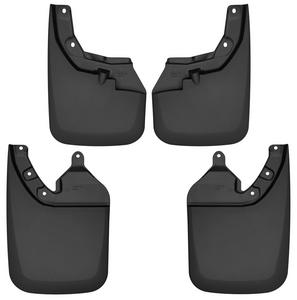 Husky Liners Front and Rear Mud Guard Set