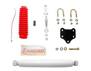 Rancho RS97488 Steering Stabilizer; Single Kit