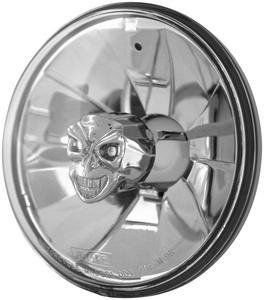 Adjure T50700-SR 5 3/4in Pie Cut Ice Skull Headlight