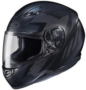 HJC Adult 2017 CS-R3 Treague Street Motorcycle Helmet MC-5F XS