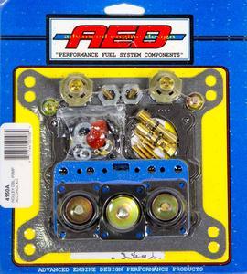 ADVANCED ENGINE DESIGN Holley 4150 Carburetor Perf Alky Rebuild Kit P/N 4150A