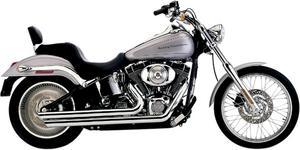Cobra Speedster Chrome Exhaust For Harley Davidson ST 12-17 6852