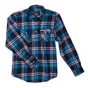 Factory Effex Yamaha Plaid Flannel Shirt Mens Size 2XL