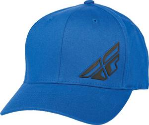 Fly Racing 2015 ADULT F-Wing Hat Blue S-M