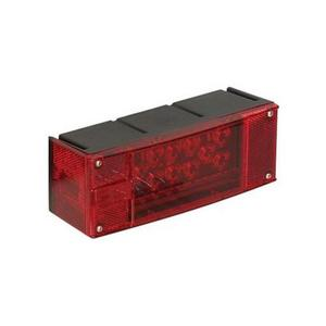 Optronics Inc STL-17RS Waterproof Combination LED Tail Light - Over 80in. - 8-Function - Left