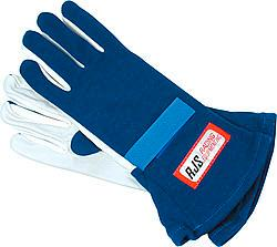 RJS SAFETY Medium Blue Double Layer Driving Gloves P/N 600010304